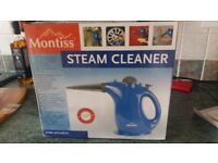 Montiss Handheld Steam Cleaner