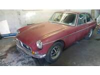 1972 mg gt tax and mot exempt