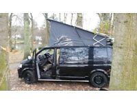 VW T5 Camper - 2006 - 2.5l LWB - HiLo pop-top, eberspacher d2 heater w7day timer, fridge, etc etc
