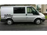 Ford transit to 80 swb day van