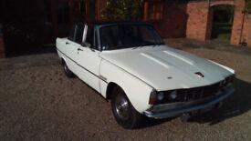 Rover P6 2200sc Auto 1975