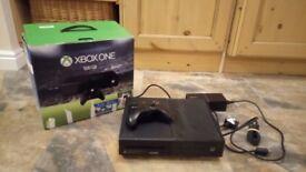 Xbox One Console (500GB) & Wireless Controller