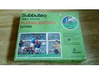 subbuteo floodlight edition vintage