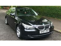 ***BMW 525D 3.0D LCI December 2007***LOW MILEAGE 108.000MAY SWAP