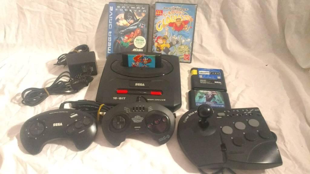Sega Megadrive Bundle