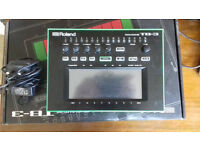 Roland Aira TB3 for sale. Adaptor, box and manual included