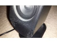 Logitech x-530, Front Left Speaker, Replacement, Fully working