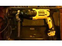 Dewalt SDS 110V Hammer Drill D25033