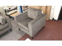 Hayward Velvet Armchair Can Deliver