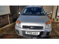 FORD FUSION 1.6tdci. TITANIUM. HIGH MILEAGE BUT WELL LOOKED AFTER. FULL MOT.£30 ROAD TAX.
