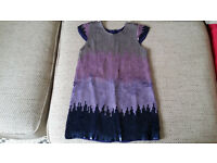 Girl French Connection sequin dress 6-7 years