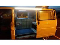 volkswagen transporter 4 vw t4 camper conversion white 1998