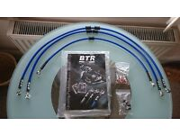 braided brake lines-suzuki gsr 750 non ABS lines