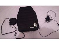 SUBPAC - Original Wired Chair / Car Seat Model - Inc all cables - NM / Like New!!