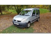 Renault Kangoo 1.2 16v 75 Authentique 5dr£1,300 GREAT VALUE 2008 (08 reg), MPV