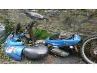 Scooter spares repair