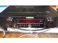 Marantz NR1501 'Slimline' AV 7.1 Receiver c/w RC006SR Remote - VGC