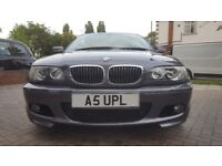 BMW 3 Series 330cd Auto (2004) Coupe Diesel M Sport (Facelift Model)- Space Grey