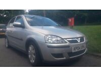2004 VAUXHALL CORSA. PETROL. BRILLIANT DRIVE. CENTRAL LOCKING. E/W. FREE WARRANTY. SERVICE HISTORY.