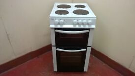 Bush 4 ring Electric Cooker for sale 50cm wide