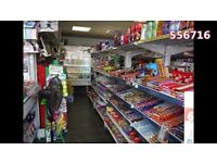 Newsagents/convenience store