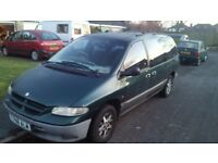cheap car 7 seater Grand Voyager LE Auto MPV people carrier van