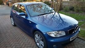 Bmw 1 series diesel low miles always been serviced owned by my mother for 6 years