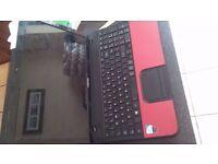 Toshiba Satellite C855-2F0 15.6-inch Notebook (Red)-(Intel Core i3-2348M 2.3GHz, 8GB RAM, 1TB HDD