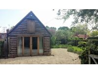 Short Let - Lovely Self Contained Annexe - Close to Oxford Science and Business Park