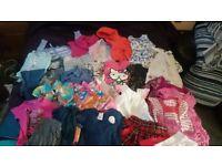 Massive Girls clothing bundle 4-5 years