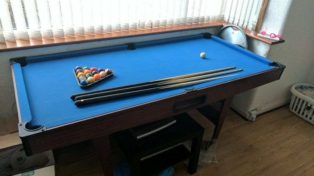 Pool Snooker Table Full Size Pub Style In Liverpool