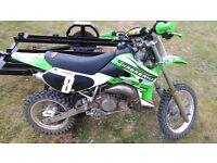 Kawasaki KX 65 (2007)