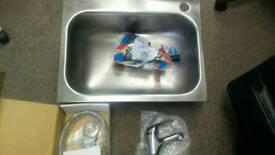 Kitchen handwash sink franke