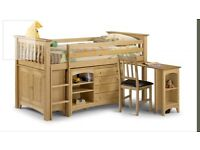Children's cabin bed. Julian Bowen