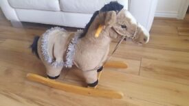 ROCKING HORSE IN GOOD CONDITION