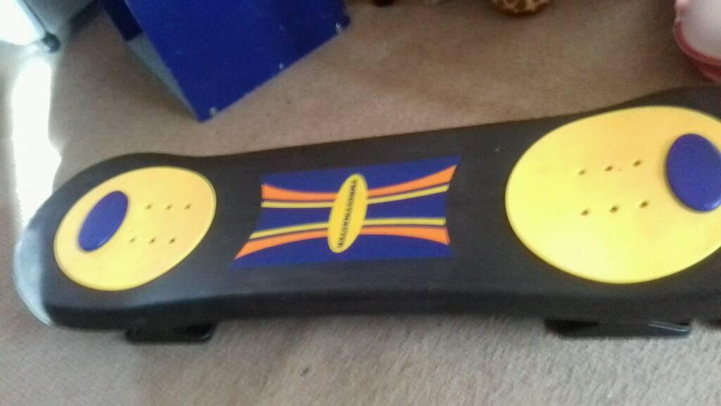 Snowboard/Skateboard for Playstation 2