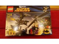 LEGO 6863 DC UNIVERSE - SUPER HEROES - Batwing Battle Over Gotham City