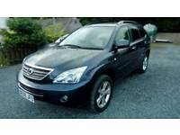 09 Lexus RX400h Hybrid AUTO FULL Dealer Service History very Nice Car Can be seen anytime
