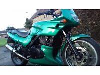 Kawasaki GPZ500s 2003 60bhp