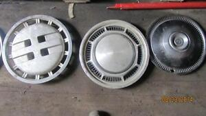 OLD WHEEL COVERS