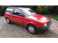 VW- Volkswagen Polo 1991 Breadvan 1.3 Cl - Very Low Mileage - Very Good condition for age - Classic