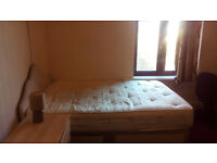 Large Single Room with Double Bed...£50 per week.