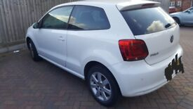 Volkswagen polo 1.2 3dr match edition