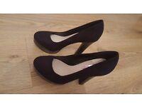 Dorothy Perkins - Black - Brand New Heels - Size 5 (Euro 38)