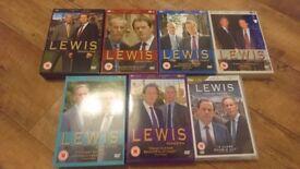 Lewis Series 1-7 DVD