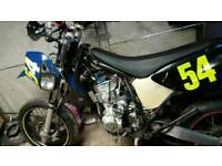 Moto cross project