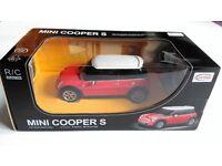 Mini Cooper S, Remote control car