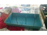 Large cage indoor Guinea pig/rabbit/large rodents