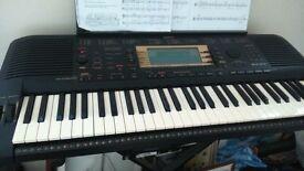 yamaha psr 730 keyboard