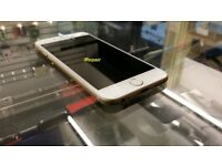 ~ WITH RECEIPT ~ Mint Condition iPhone 6 16GB Gold - UNLOCKED